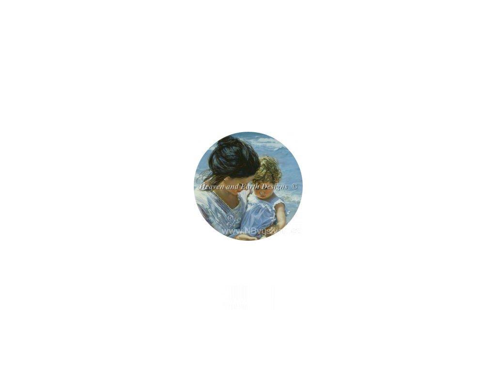 HAED - QS Cherished Moments (Lugana 25ct)
