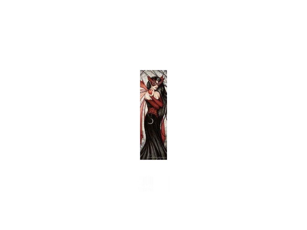 HAED - QS Storykeep Mask of Autumn (Lugana 25ct)