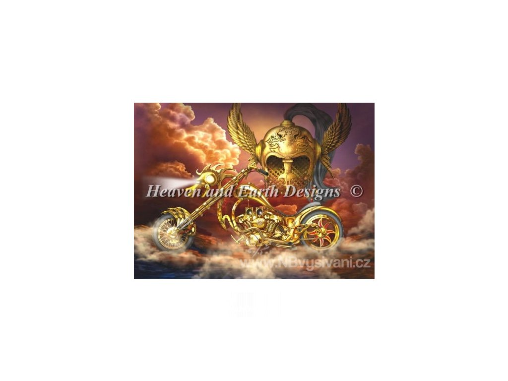 HAED - Iron Dragon (předloha)