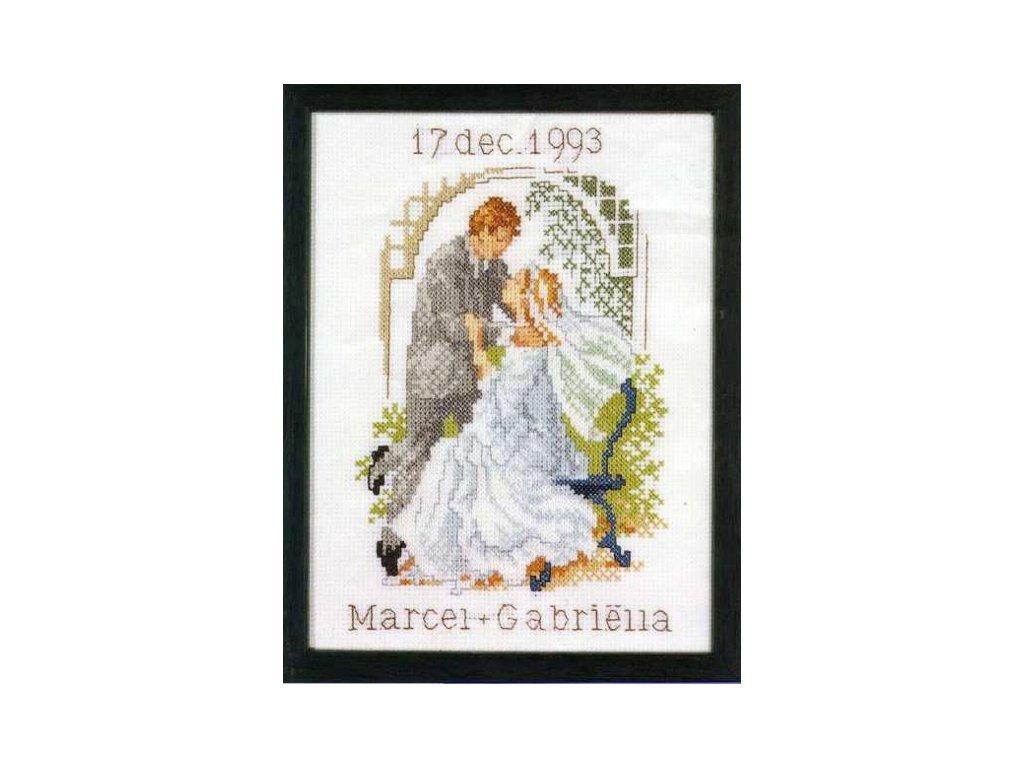 PA215.367 Svatební oznámení