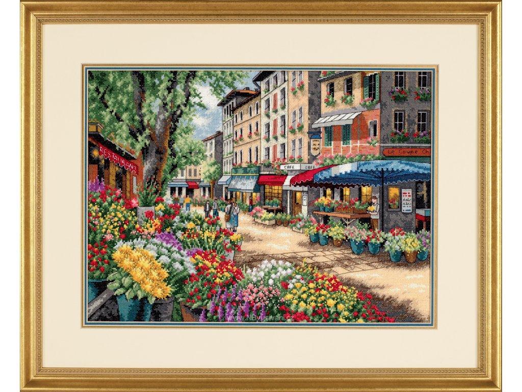 35256 Paris Market - Pařížský trh
