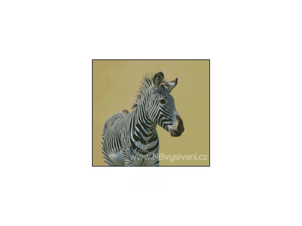 Z is for Zebra (předloha)