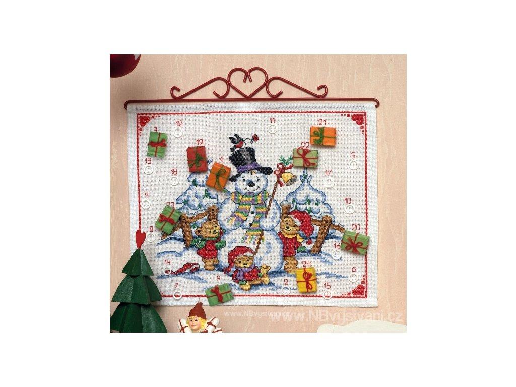 A-9240000-09508 Adventní kalendář (doprodej)