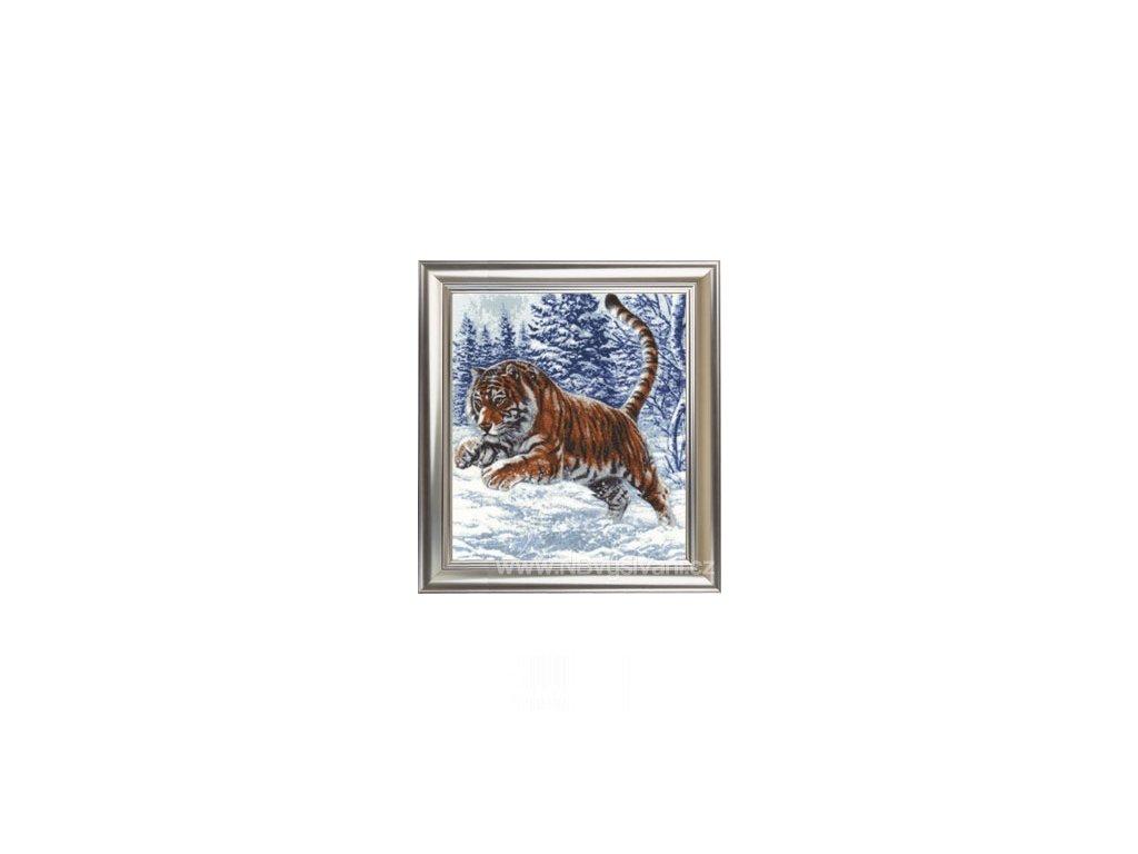 ZR-DZH019 Útočící tygr
