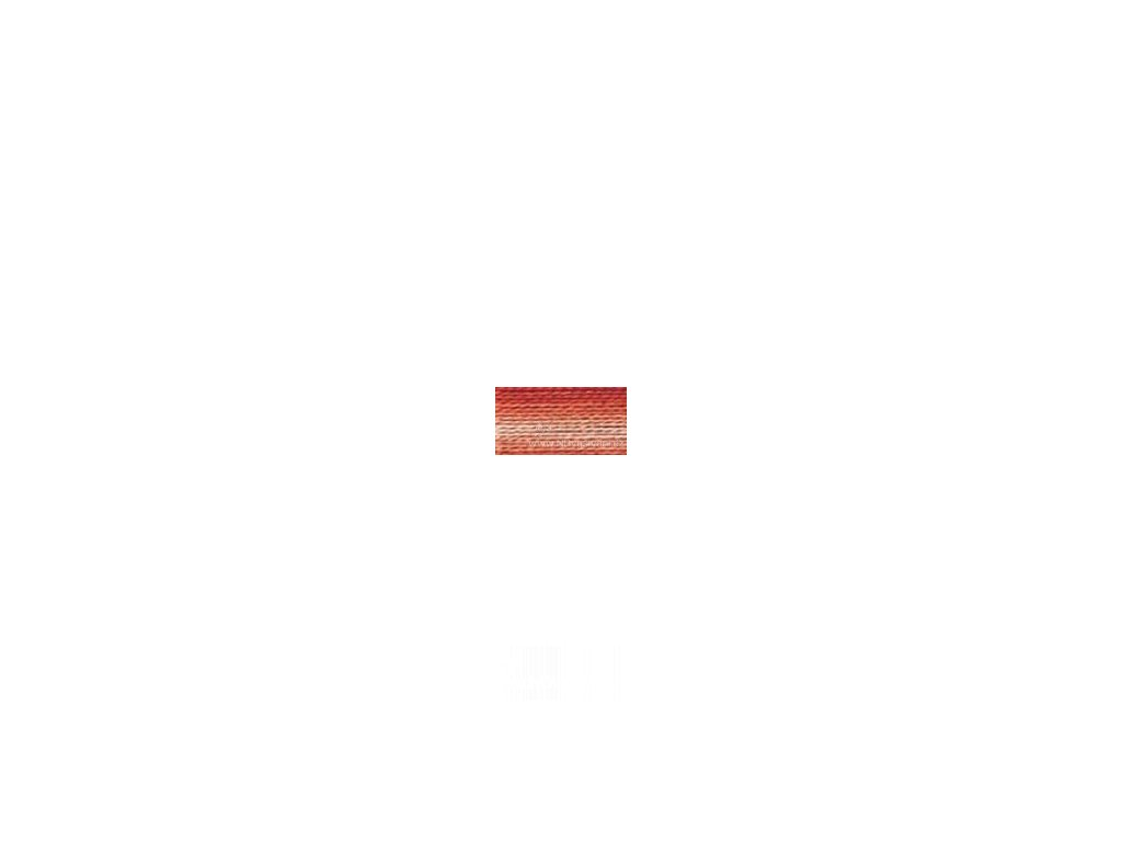 DMC117-069 Melírovaná příze - Terracotta (8m)