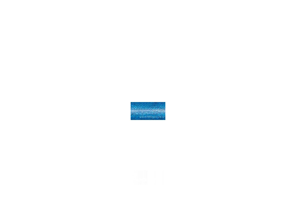DMC117-121 Melírovaná příze - Delft Blue (8m)