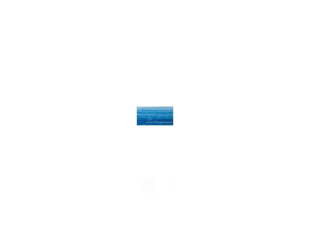 DMC117-093 Melírovaná příze - Corn Flower Blue (8m)