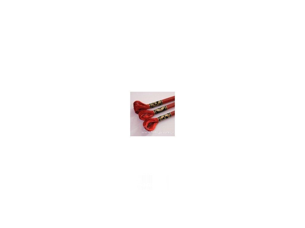 DMC E321 Jewels - Red Ruby (8m)