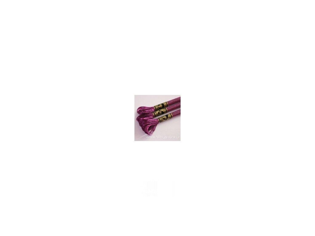 DMC E718 Jewels - Pink Garnet (8m)