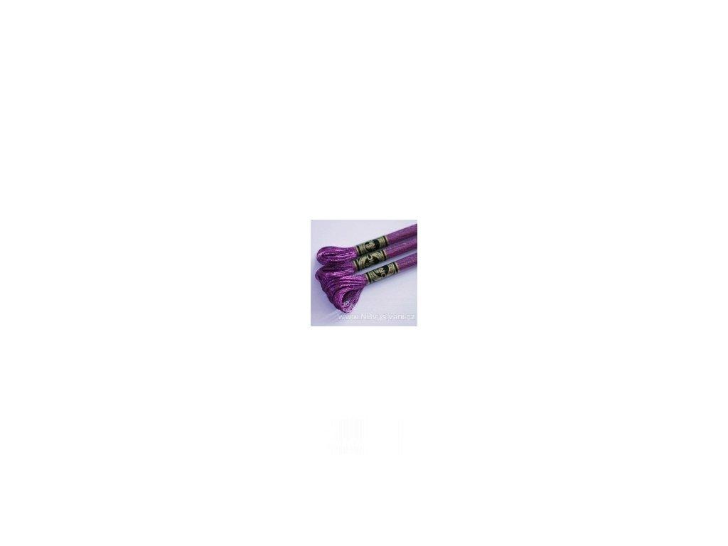 DMC E3837 (5289) Jewels - Purple Ruby (8m)