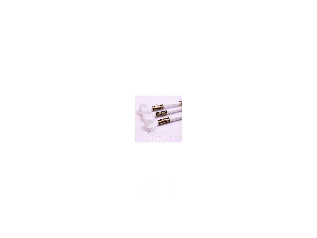 DMC E5200 (5272) Pearlescents - White (8m)