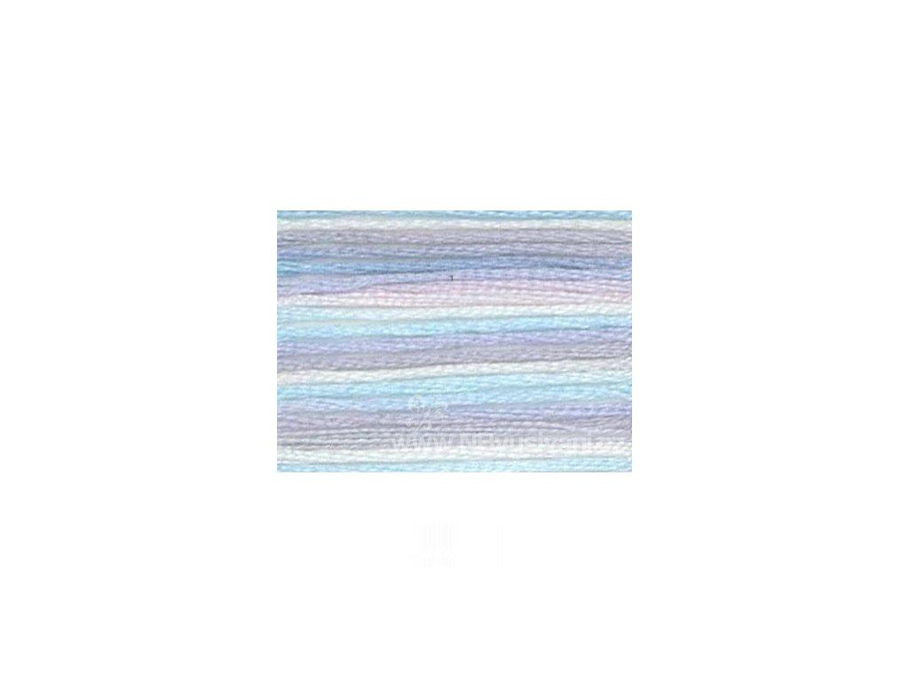 DMC4010 Mouliné Color Variation - Winter Sky (8m)