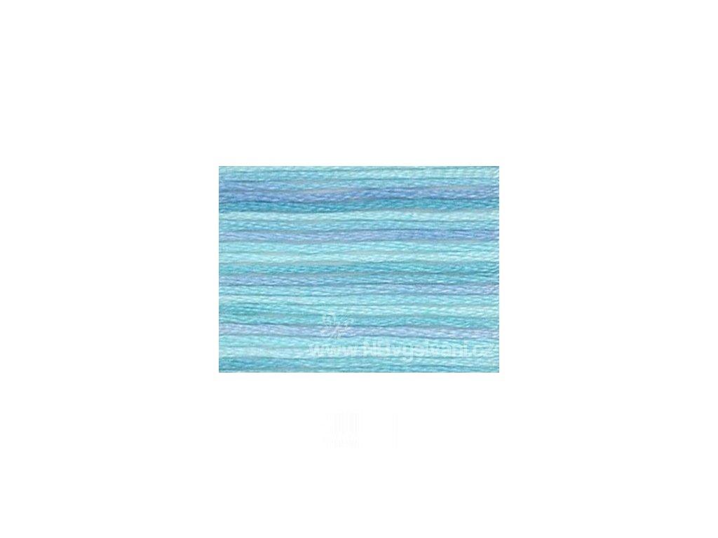 DMC4020 Mouliné Color Variation - Tropical Waters (8m)