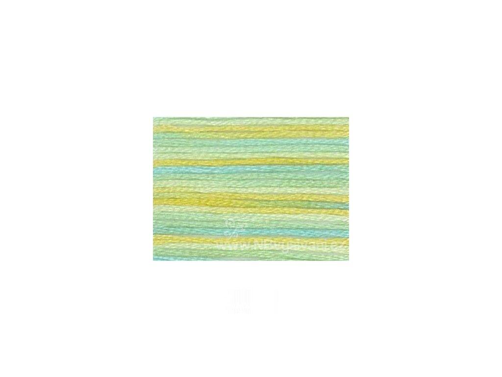 DMC4060 Mouliné Color Variation - Weeping Willow (8m)