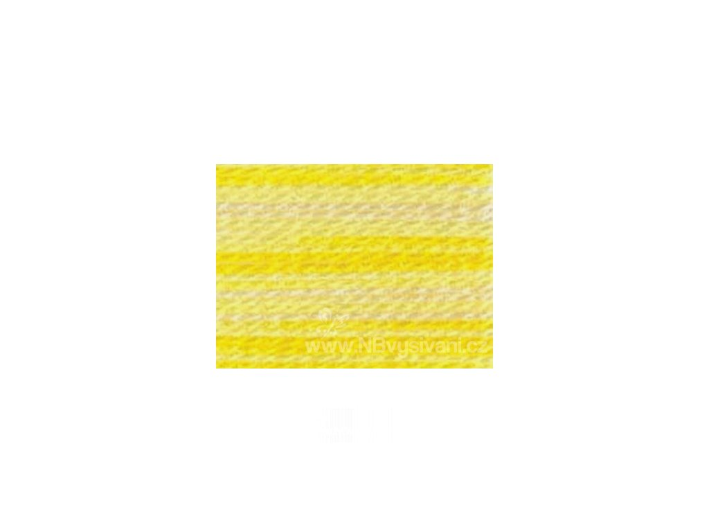 DMC4077 Mouliné Color Variation - Morning Sunshine (8m)