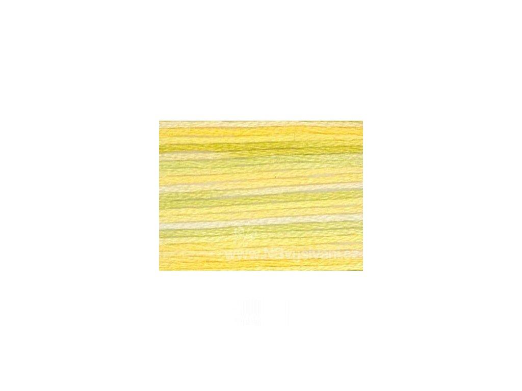 DMC4080 Mouliné Color Variation - Daffodil Fields (8m)