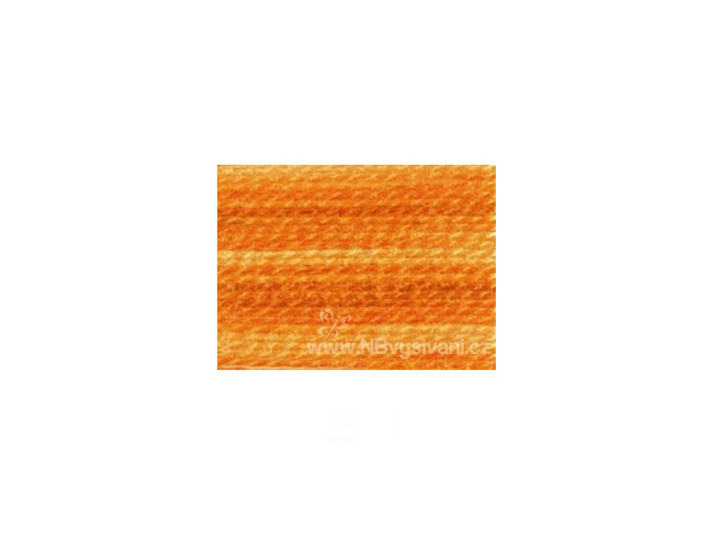 DMC4124 Mouliné Color Variation - Bonfire (8m)