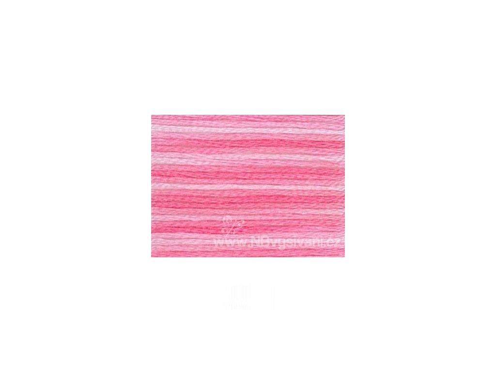 DMC4180 Mouliné Color Variation - Rose Petals (8m)