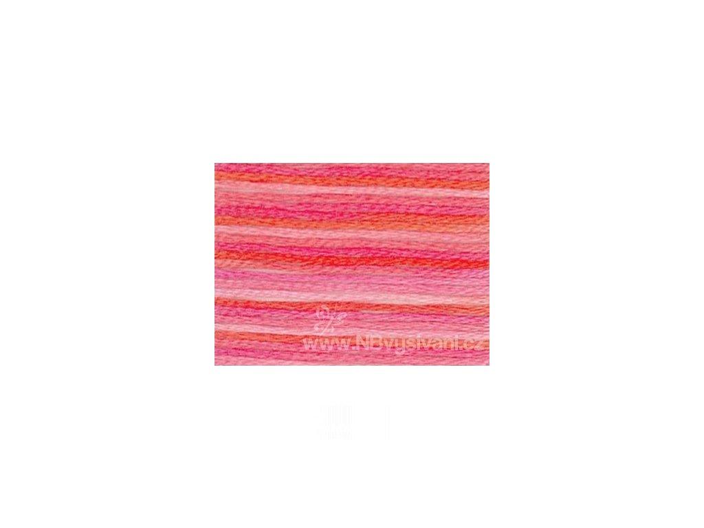 DMC4190 Mouliné Color Variation - Ocean Coral (8m)