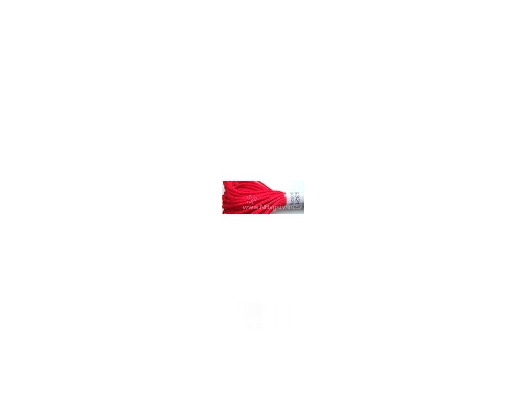 DMC S321(30321) Satin - Red (8m)