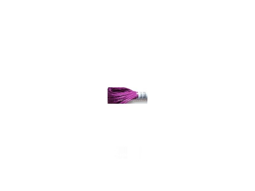 DMC S550(30550) Satin - Very Dark Violet (8m)
