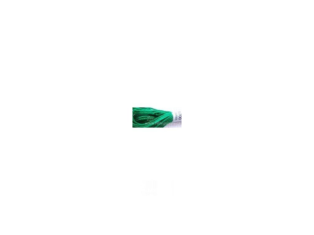 DMC S700(30700) Satin - Bright Green (8m)