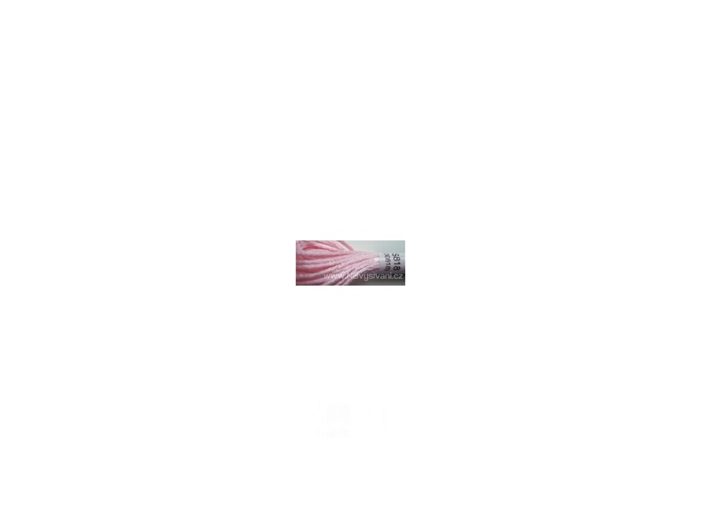 DMC S818(30818) Satin - Baby Pink (8m)