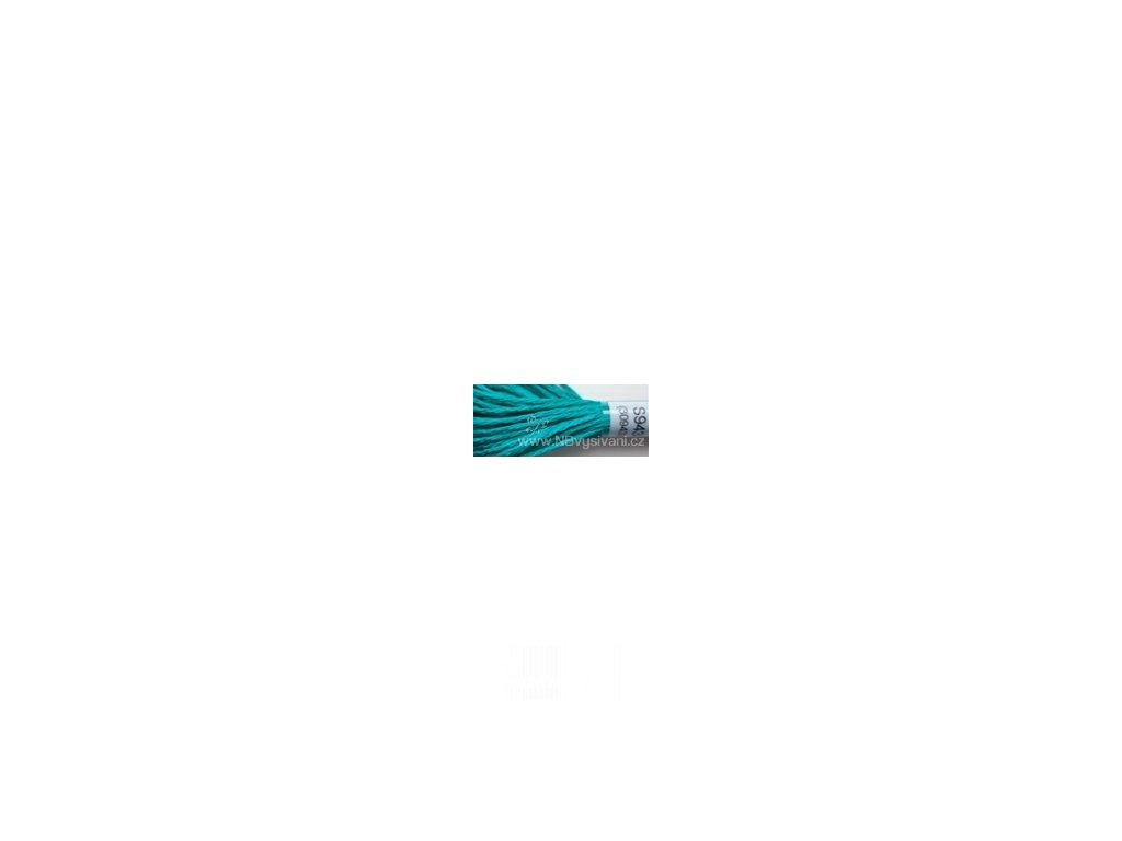 DMC S943(30943) Satin - Medium Aquamarine (8m)