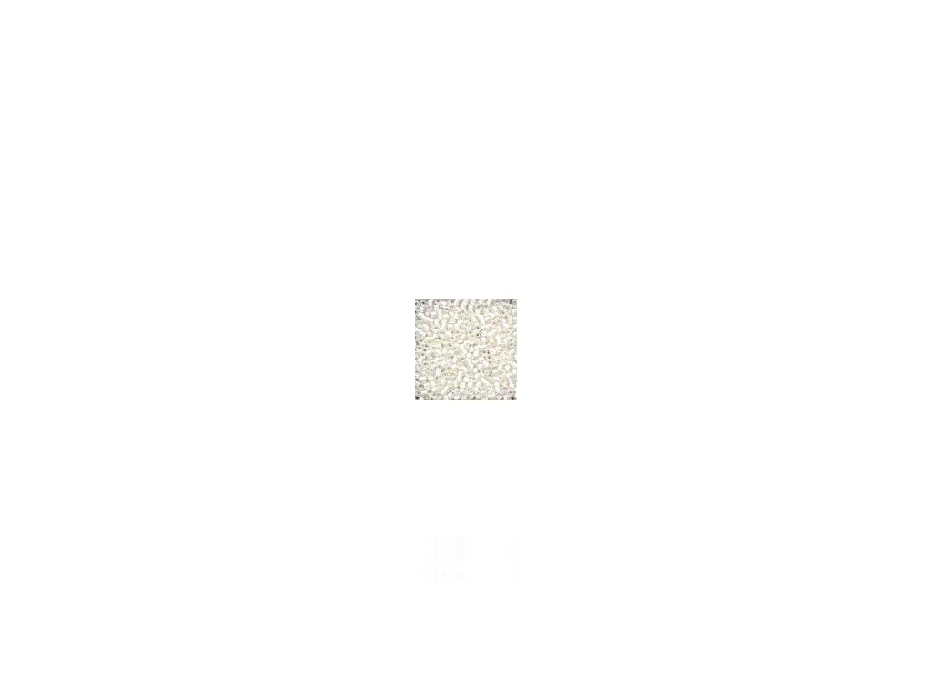 03041 Korálky - White Opal (2,63g)