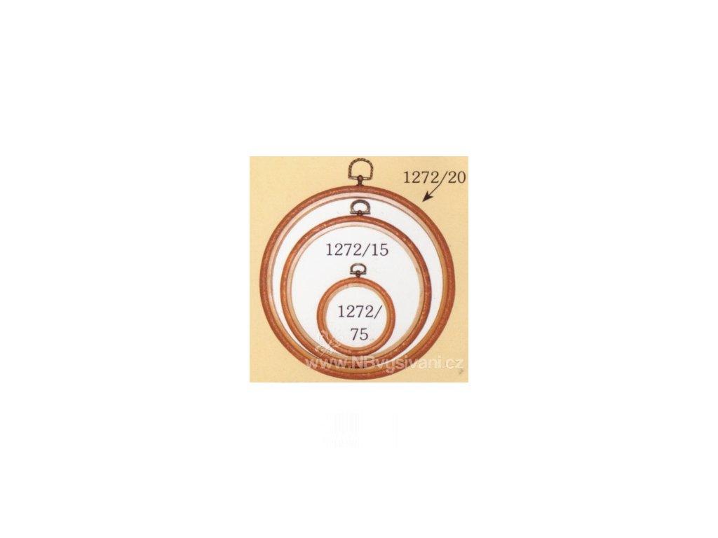 VE1272-20 Flexi rámeček 2v1 imitace dřeva (20cm)