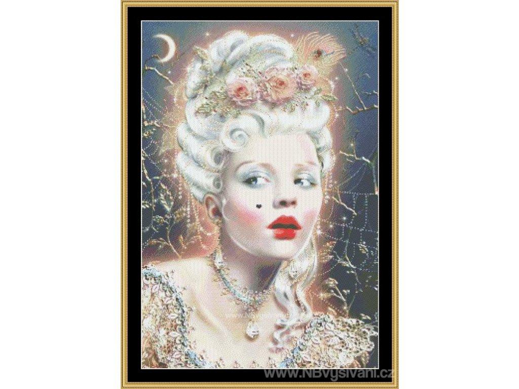 MS-MG97 Cinderella (Aida 18ct)