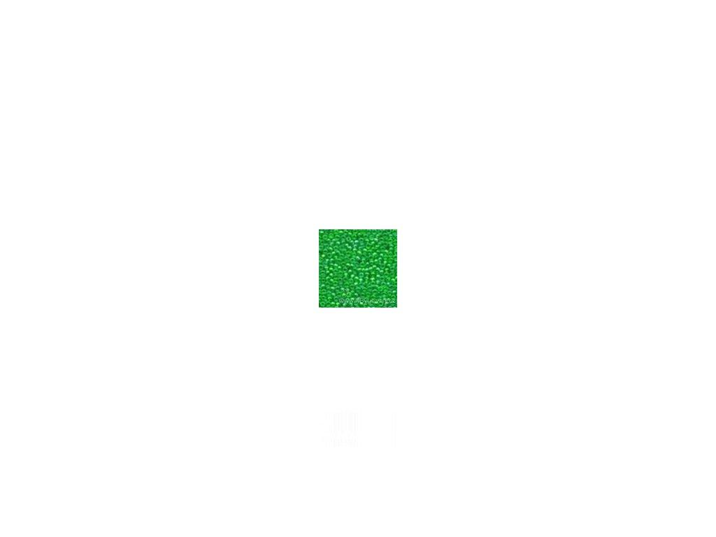 00167 Korálky - Christmas Green (4,54g)