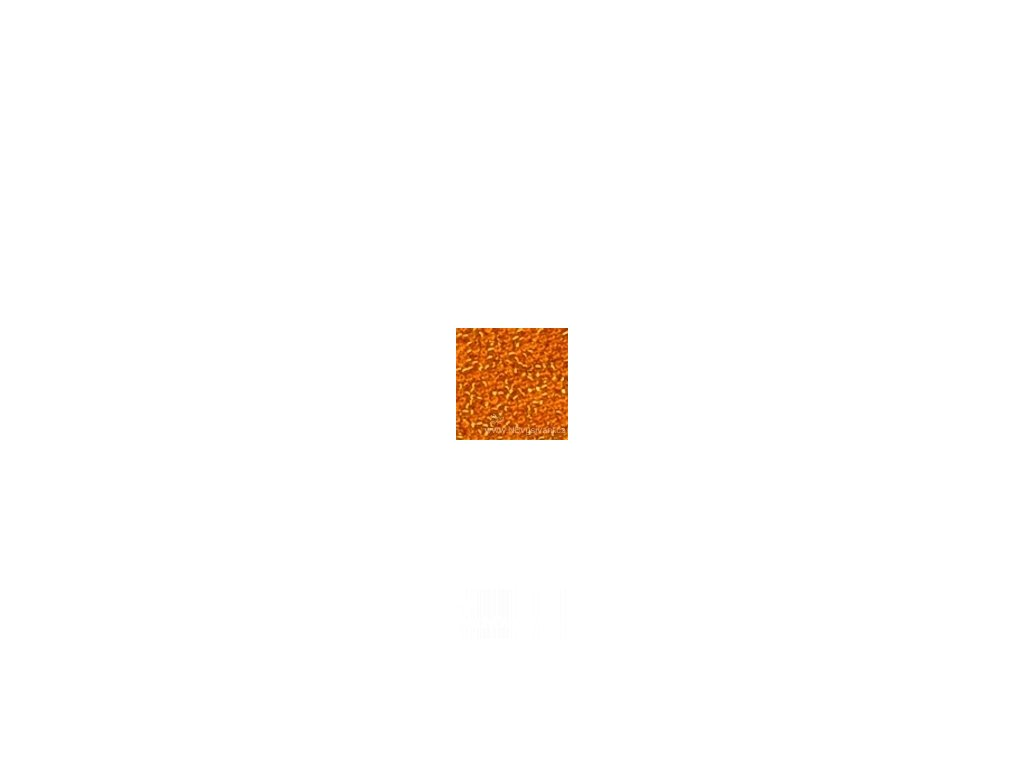 02033 Korálky - Brilliant Orange (4g)