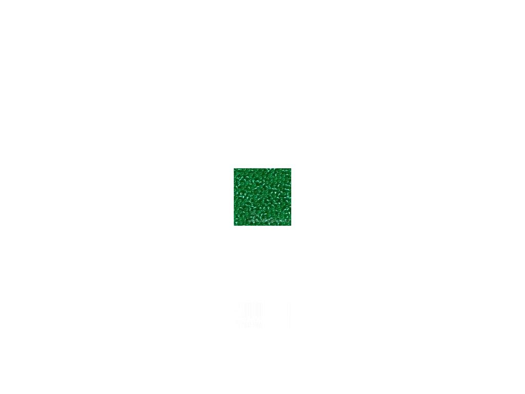 02055 Korálky - Brilliant Green (4g)