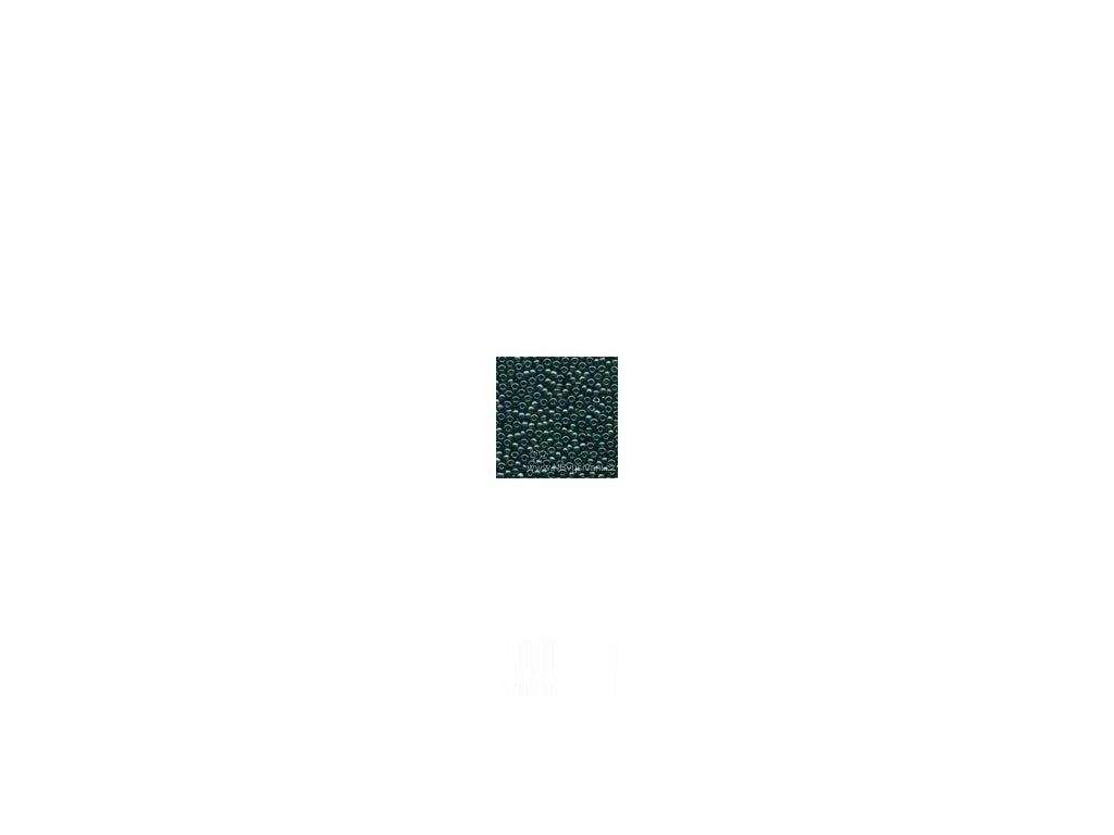 02021 Korálky - Gunmetal (4,54g)