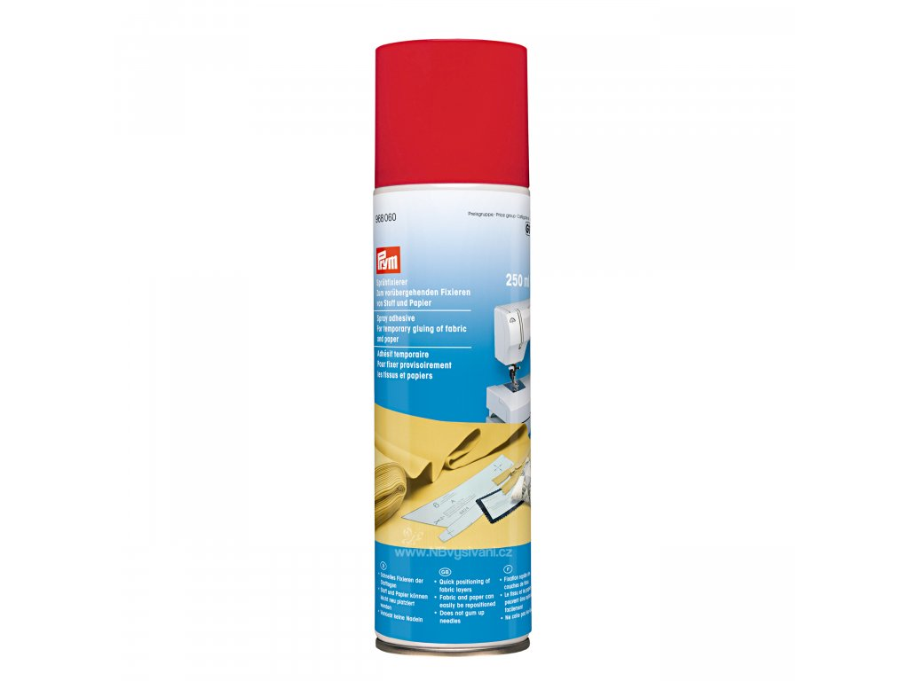 V39101 Lepidlo sublimační spray 250ml PRYM (968061)