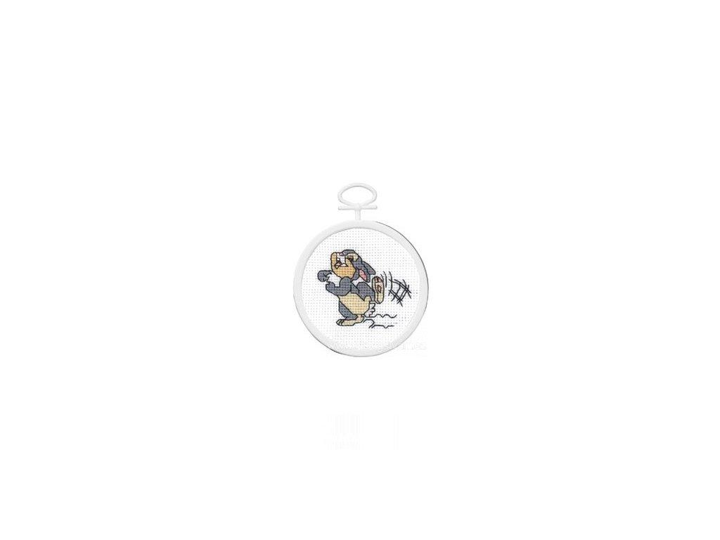 J1136-37 Zajíček Thumper