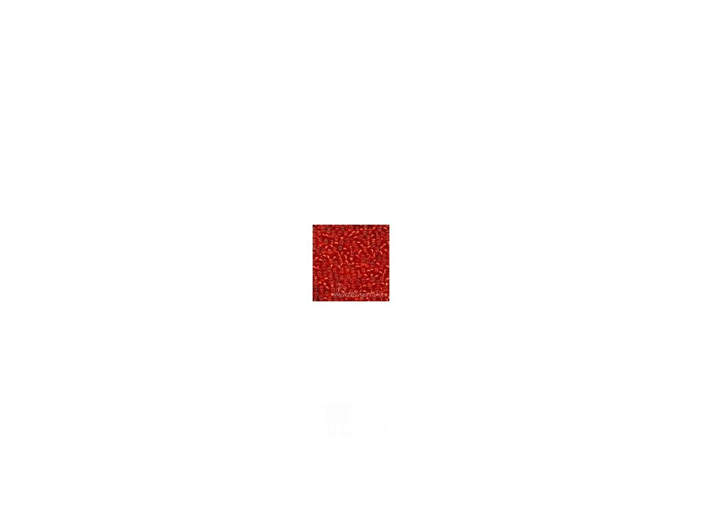 03043 Korálky - Oriental Red (2,63g)