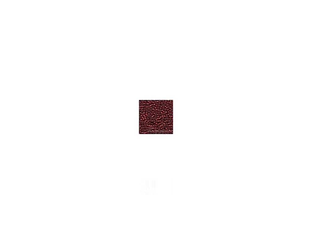 03003 Korálky - Antique Cranberry (2,63g)
