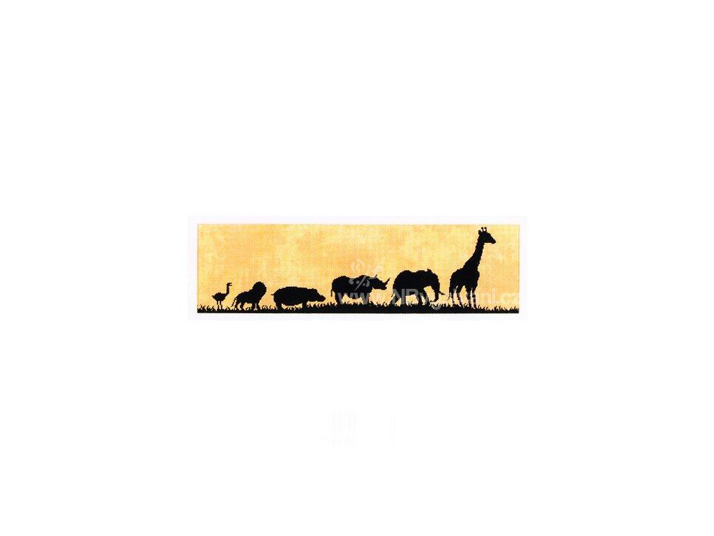 L-PN0008168(35115) Průvod divokých zvířat