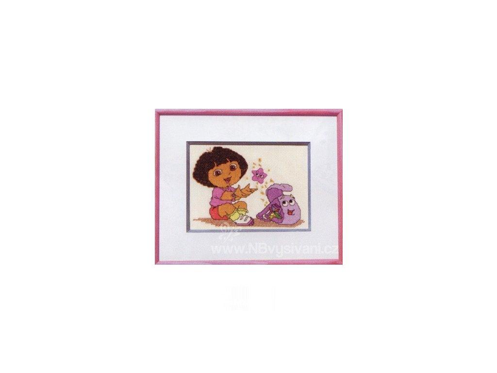 ARP988.6430.93 Dora na výletě (doprodej)