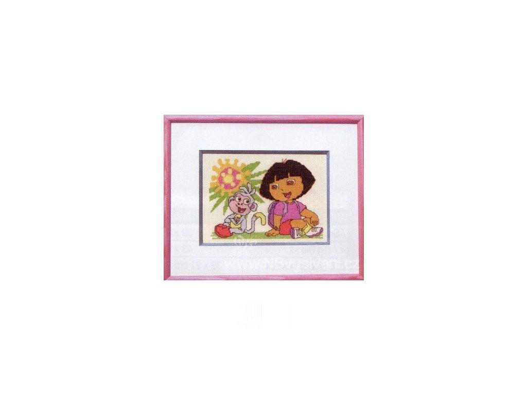 ARP988.6430.94 Dora a přítelkyně opička (doprodej)