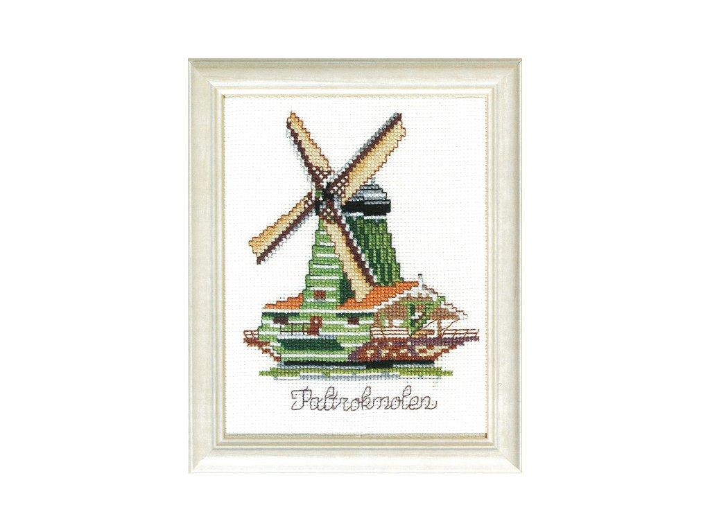 PA210.839 Větrný mlýn