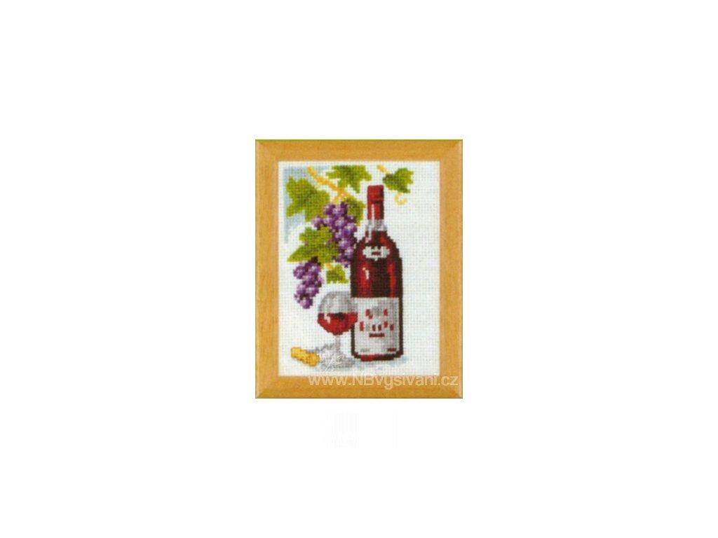 VE2002-42.651 Červené víno