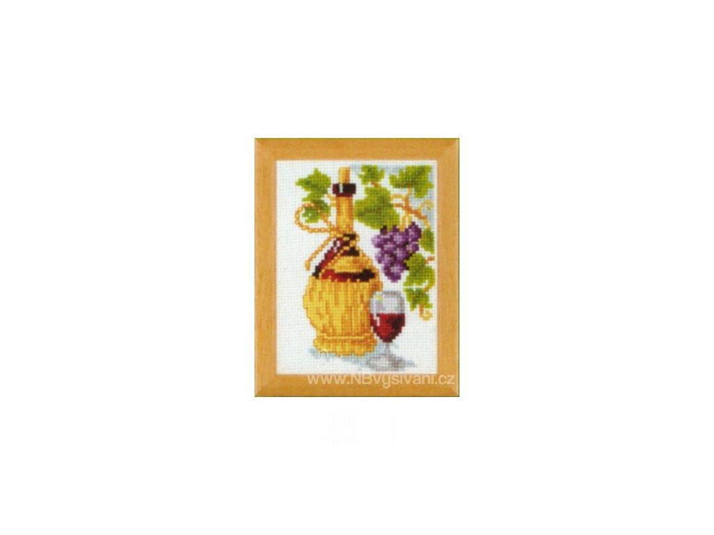 VE2002-42.653 Demižon s vínem