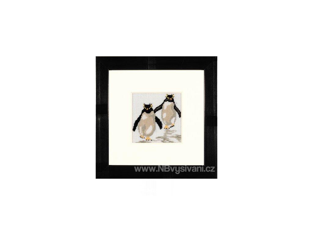L35112 Dvojice tučňáků (doprodej)