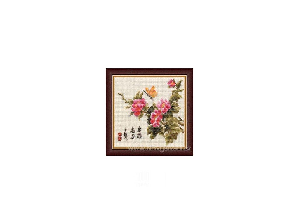 ZR-TYA004 Květy orientu