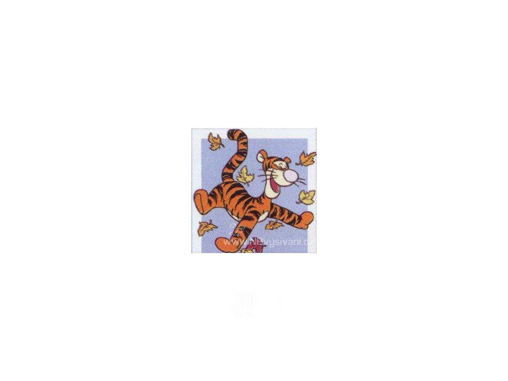 ARP988.0104.27 Tygřík a listí