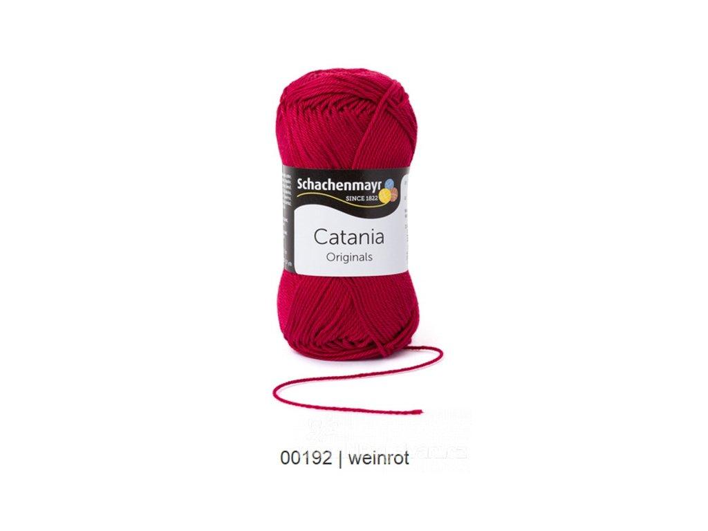 9801210-00192 Catania 50g - Weinrot