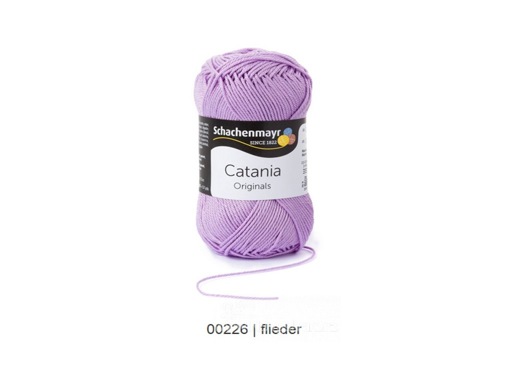 9801210-00226 Catania 50g - Flieder